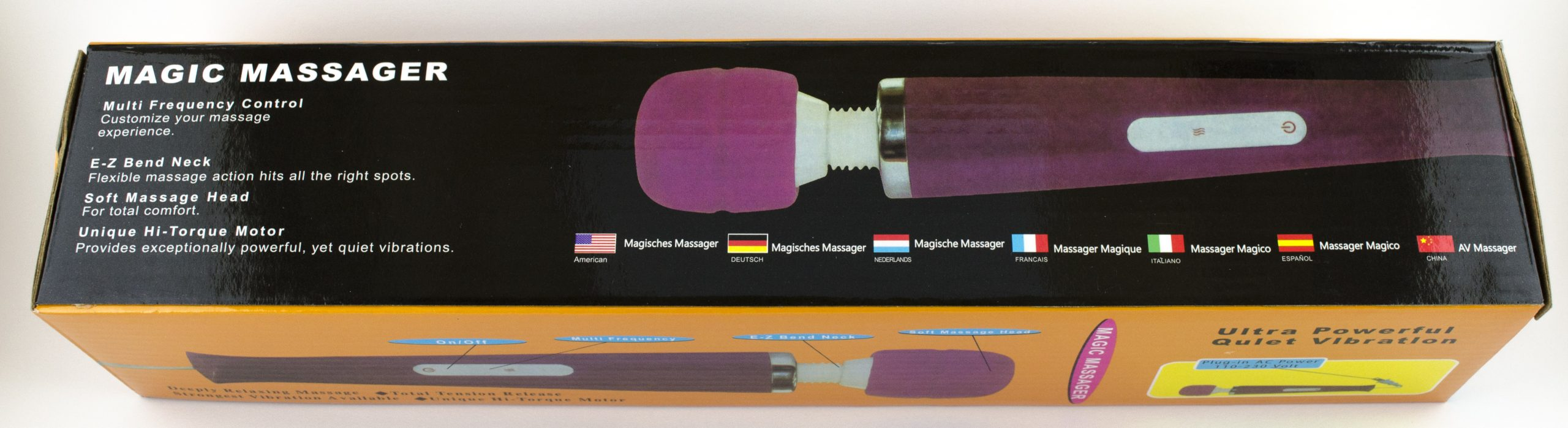 Magic Massage Vibrator