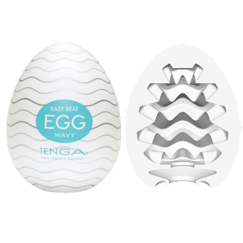 Tenga Eggs Variety Pack (6 in 1)