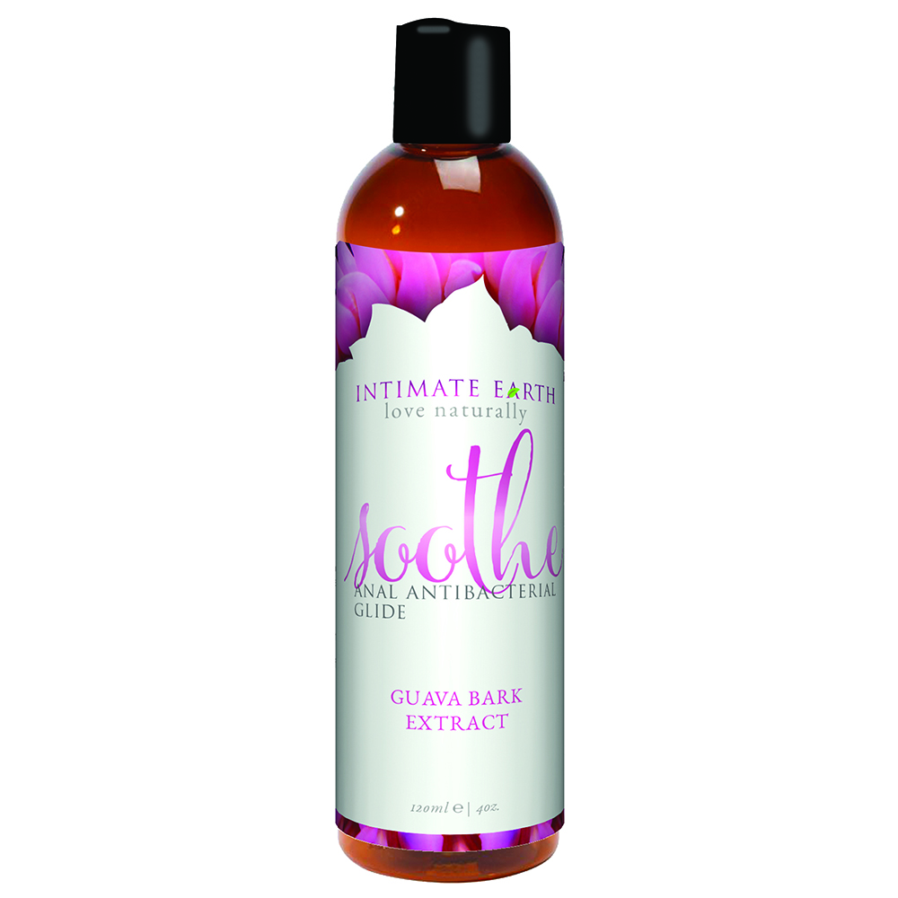 Soothe Anal Anti-Bacterial Glide 120ml