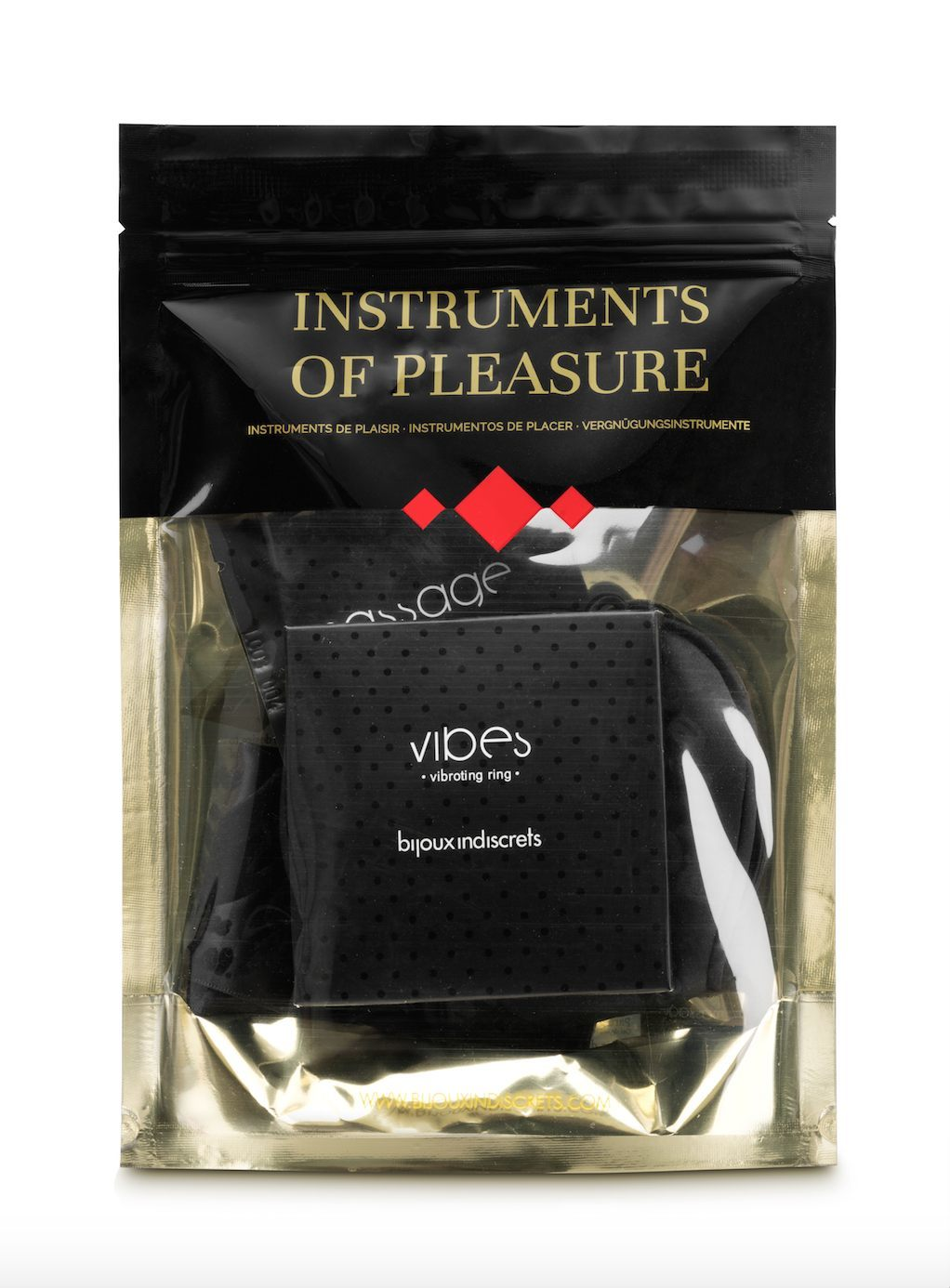 Instruments of pleasure – RED