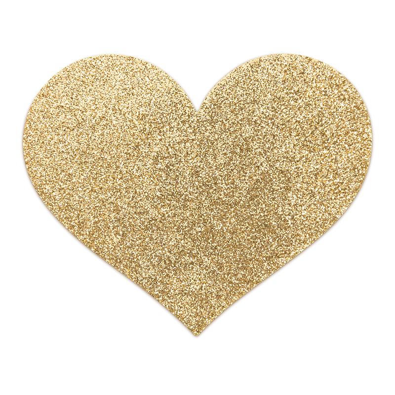 FLASH HEART – GOLD