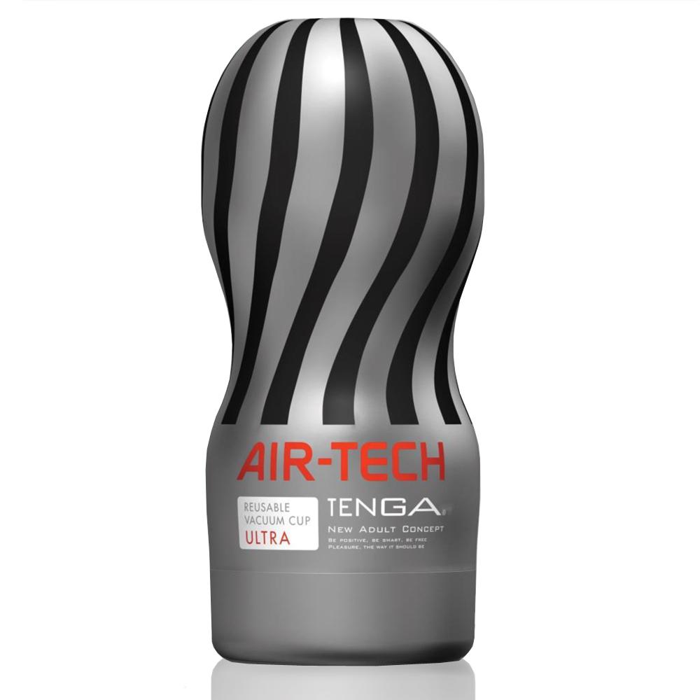 Air-Tech Reusable Vacuum Cup Ultra Size Grey